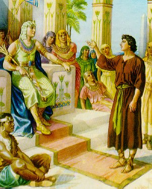 A Story with Three Josephs… | ChristianBlessings