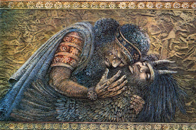The Epic of GilgameshEpic Of Gilgamesh