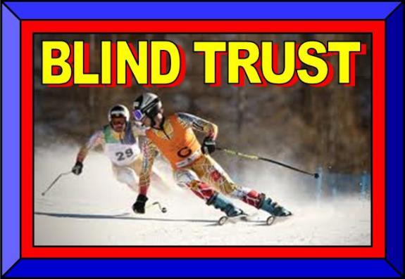 Blind trust 1