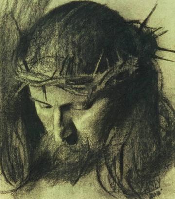 Christ by - Casey-2013