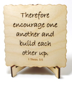 encouragement one