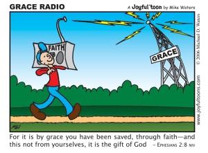 Grace Radio - Ephesians 2:8
