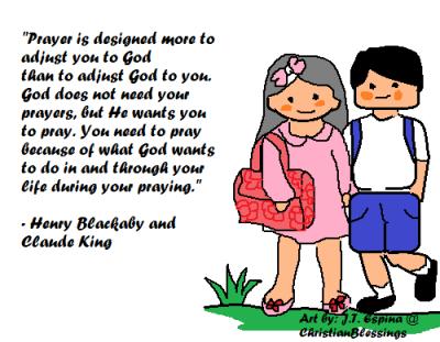quotes on praying
