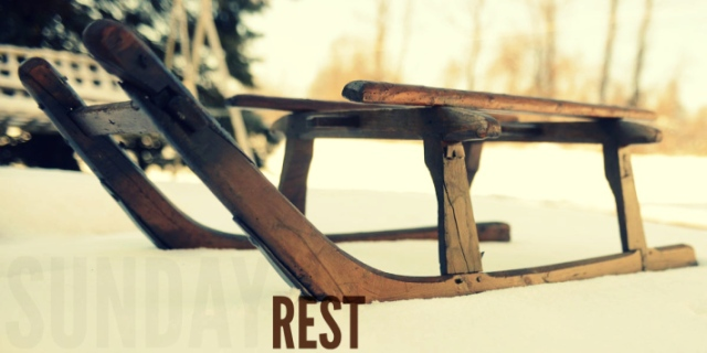 Sunday Rest
