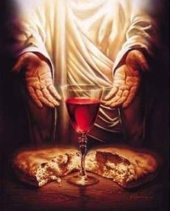 Bread of Life Communion