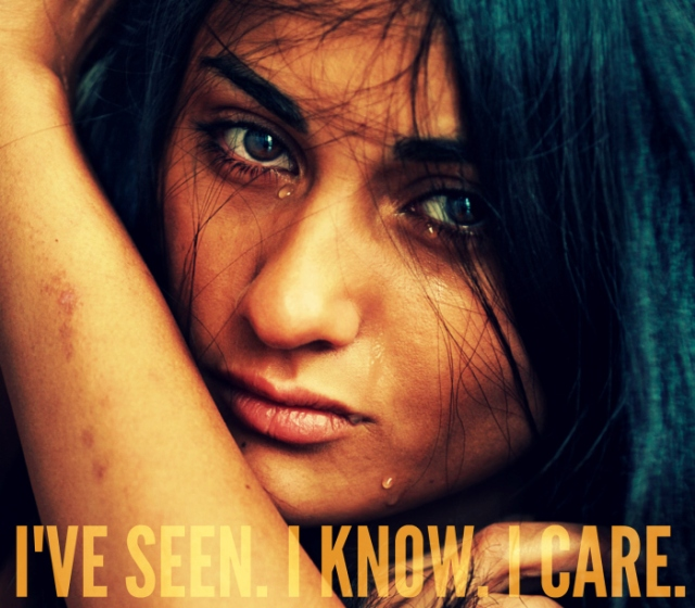 Ive seen I Know I care